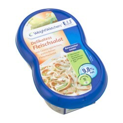 Weight Watchers - Delikatess Fleischsalat