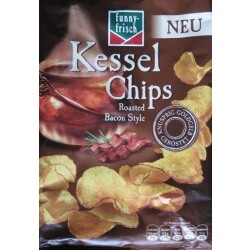 Funny-Frisch - Kessel Chips Roasted Bacon Style