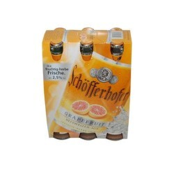 Schöfferhofer - Grapefruit Hefeweizen-Mix