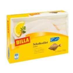 Billa - Schollenfilet natur