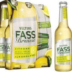 Veltins - Fass Brause Zitrone