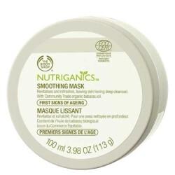 Body Shop - Nutriganics Smoothing Mask