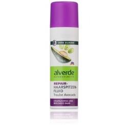 Alverde - Repair-Haarspitzen-Fluid Traube Avocado 4er Pack