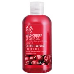 The Body Shop - Wild Cherry Shower Gel