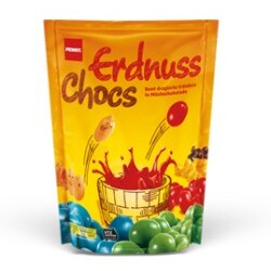 Penny - Erdnuss Chocs
