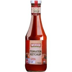 Werder - Tomaten-Ketchup