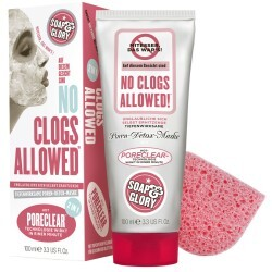 Soap & Glory - No Clogs Allowed