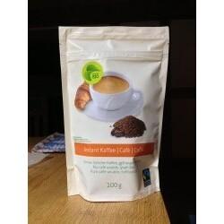 Migros Bio Instant Kaffee