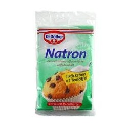 Dr.Oetker Haus Natron 5 Stück a 5 g
