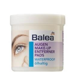 Balea - Augen Make-Up Entferner Pads waterproof ölhaltig