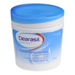 Clearasil Daily Clear Täglich Reinigende Pads