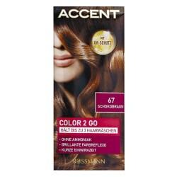Accent - Color 2 go Nr. 67 Schokobraun