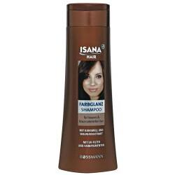 Isana Hair - Farbglanz Shampoo für braunes Haar
