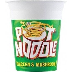 Noodle Pot - Chicken and Mushroom