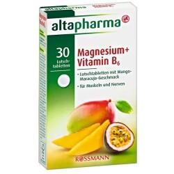 Altapharma - Magnesium + Vitamin B6