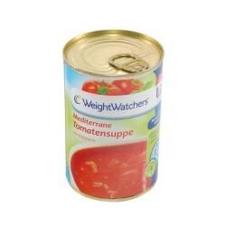WeightWatchers - mediterrane Tomatensuppe