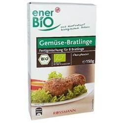 enerBio - Gemüse-Bratlinge