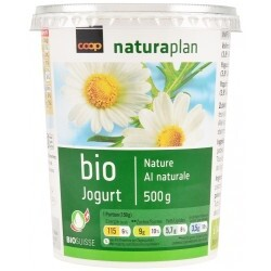 Coop Naturaplan Bio Jogurt Nature