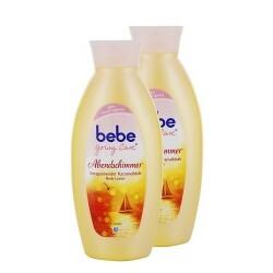 bebe Young Care Bodylotion »Abendschimmer 400 ml« 2er-Pack