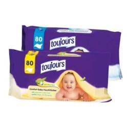 toujours -  Comfort Baby-Feuchttücher