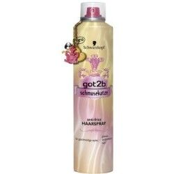 Schwarzkopf - Got2b Schmusekatze Anti-Frizz Haarspray