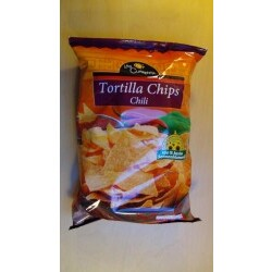 Las Cuarenta - Tortilla Chips Chili