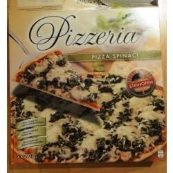 Cucina nobile - Pizza spinaci