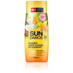 Sun Dance - Sonnen Light Lotion mit Kokosduft LSF 20