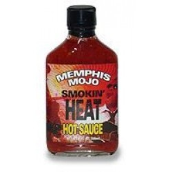 Memphis Mojo Smokin' Heat Hot Sauce