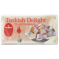 Turkish Delight – Mixed Flavoured