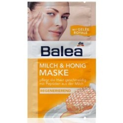 BaleaGesichtsmaske Milch & Honig