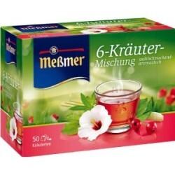 Meßmer - 6-Kräuter Tee