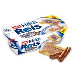 müller Milchreis mit Tütchen - Zucker-Zimt 2er Pack