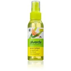 Alverde - Bodyspray Grapefruit Bambus