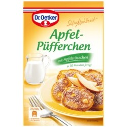 Dr. Oetker - Apfel-Püfferchen