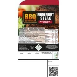 Greisinger BBQ Rinderhüft Steak
