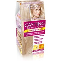Lóreal Casting Creme Gloss - SEHR HELLES SPIEGELGLANZBLOND nr.1021