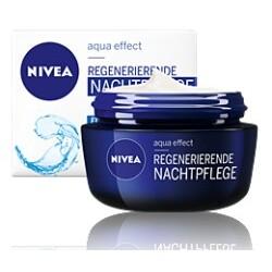Nivea - Aqua Effect Regenerierende Nachtpflege