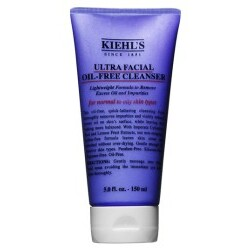 Kiehl's ultra facial oil free cleanser