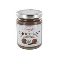 Grashoff Schokocreme Chocolat Vollmilch Kokosnuss