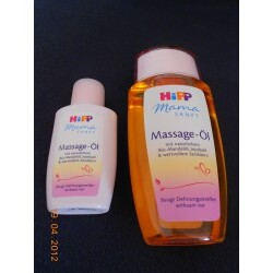Hipp Mamasanft - Massage-Öl Gratisprobe