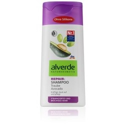 Alverde - Repair-Shampoo Traube Avocado