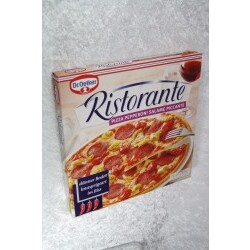 Pizza Pepperoni Salame Piccante