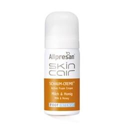 Allpresan - Skincare Milch & Honig Foot Intense Schaum-Creme, 35ml