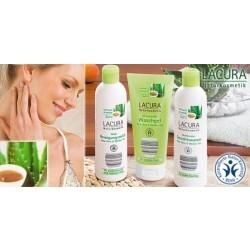 Lacura - Milde Reinigungsmilch Aloe Vera & Weißer Tee