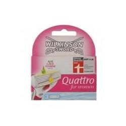 Wilkinson Quattro For Women Ersatzklingen