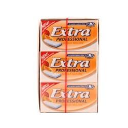 Wrigleys Extra PROFESSIONAL Zahnpflegekaugummi - Mango, Melone