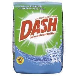 DASH Universalwaschmittel mit Fleckenlösekraft