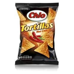 Chio Tortillas Hot Chili