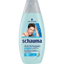 Schauma Men Anti Schuppen Classic Shampoo (400 ml)